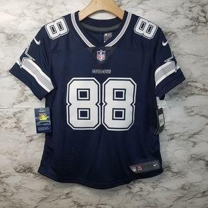 Nike Dallas Cowboys Women's Jersey Sz M New